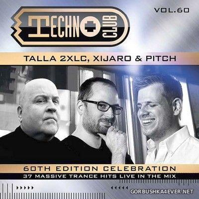 Techno Club vol 60 [2020] / 2xCD