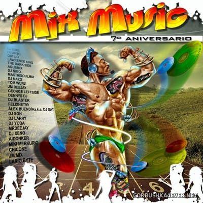 MixMusic Megamix 7º Aniversario [2009]
