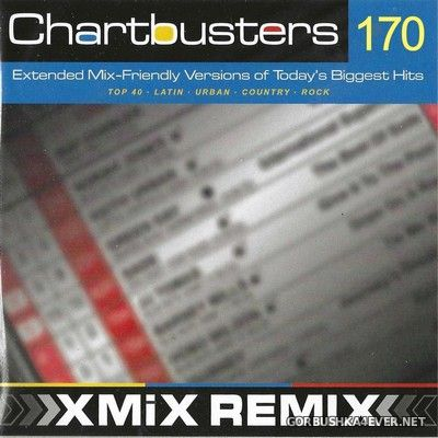 X-Mix Chartbusters vol 170 [2019]