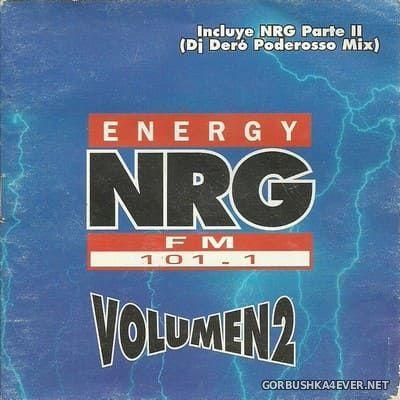 [Oid Mortales Records] Energy NRG FM 101.1 - Volumen 2 [1994]