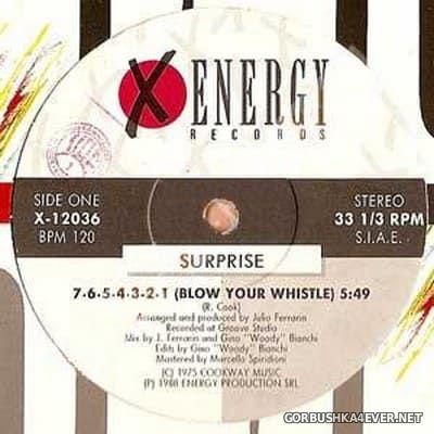 Surprise - 7 6 5 4 3 2 1 (Blow Your Whistle) [1988]