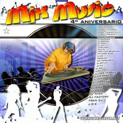 MixMusic Megamix 4º Aniversario [2006]