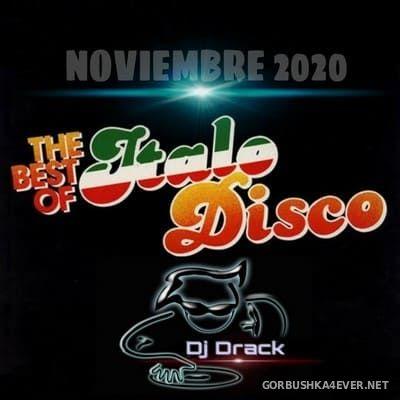 DJ Drack - Italo Disco Noviembre Mix 2020