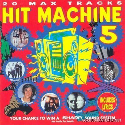 [Columbia] Hit Machine 5 [1994]