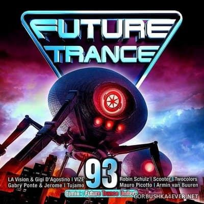 Future Trance vol 93 [2020] / 3xCD