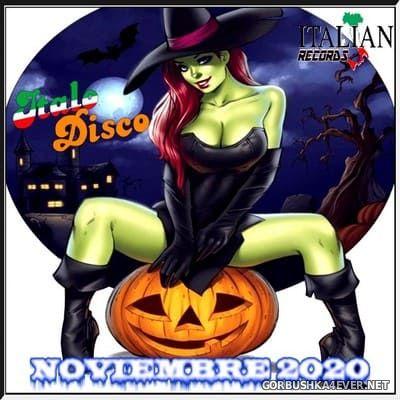 DJ Divine - Italo Noviembre Mix 2020