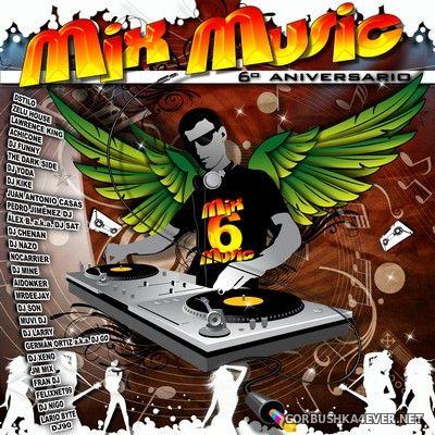 MixMusic Megamix 6º Aniversario [2008]