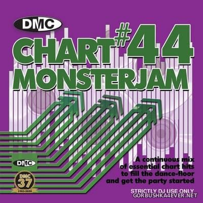 [DMC] Monsterjam - Chart 44 [2020] Mixed By Keith Mann