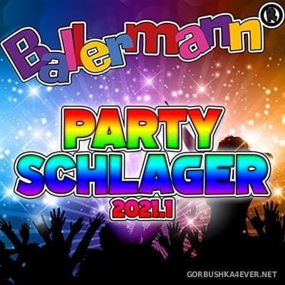 Ballermann Partyschlager 2021.1 [2020]