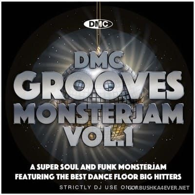 [DMC] Monsterjam - Grooves vol 1 [2020] Mixed By Kevin Sweeney