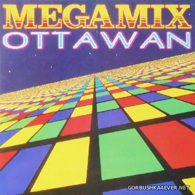 Ottawan - Megamix (12'' Maxi-Single) [1989]