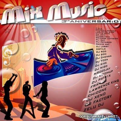 MixMusic Megamix 3º Aniversario [2005]