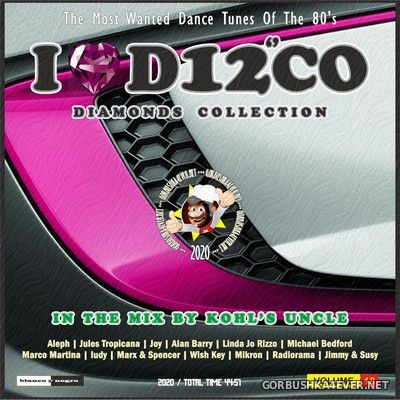 I Love Disco Diamonds Collection In The Mix vol 18 [2020] by Only Mix