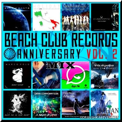 DJ Divine - Beach Club Records Anniversary Mix II [2020]