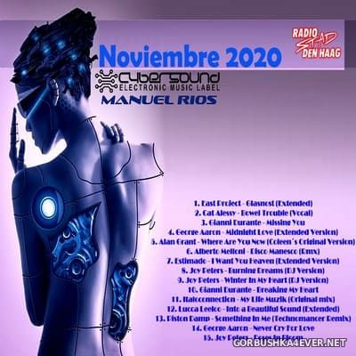 DJ Manuel Rios - Noviembre Mix 2020
