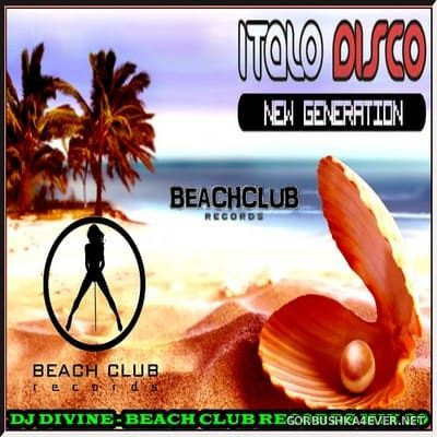 DJ Divine - Beach Club Records Mix 20 [2020]