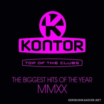 [Kontor] Top Of The Clubs - The Biggest Hits Of The Year MMXX [2020] / 3xCD