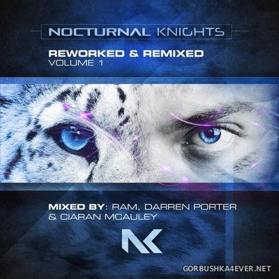Nocturnal Knights (Reworked & Remixed) volume 1 [2020] / 3xCD