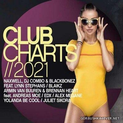 Club Charts 2021 [2020] / 2xCD