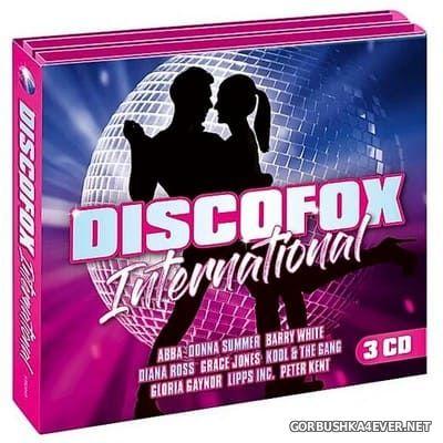 Discofox International [2020] / 3xCD