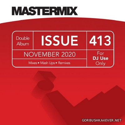 Mastermix Issue 413 [2020] November / 2xCD