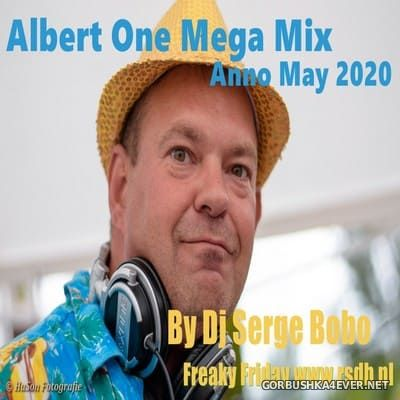 Albert One - Mega Mix [2020] by Serge Bobo