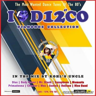 I Love Disco Diamonds Collection In The Mix vol 20 [2020] by Only Mix