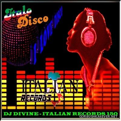 DJ Divine - Divine Italian Records 150 [2020]