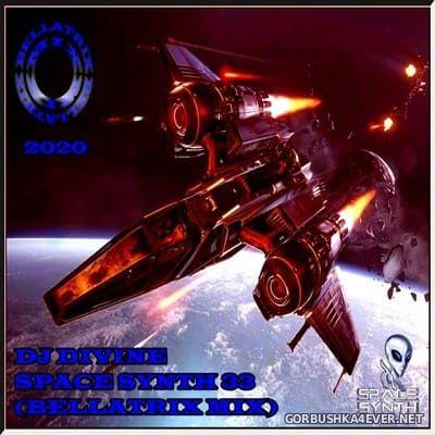 DJ Divine - Space Synth Mix 33 [2020] Bellatrix Mix