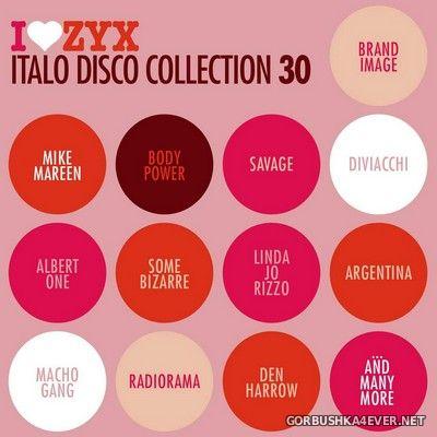 ZYX Italo Disco Collection vol 30 [2020] / 3xCD