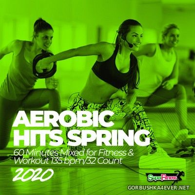 [SuperFitness] Aerobic Hits Spring [2020]