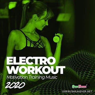 [SuperFitness] Electro Workout Motivation Training Music [2020]