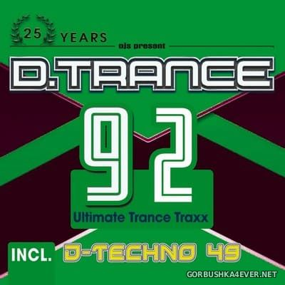 D.Trance 92 (Incl D-Techno 49) [2020]