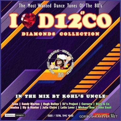 I Love Disco Diamonds Collection In The Mix vol 21 [2020] by Only Mix