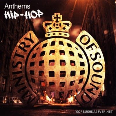 [Ministry Of Sound] Anthems Hip-Hop [2011] / 3xCD