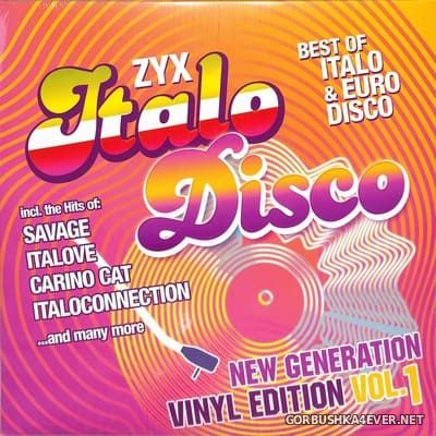 ZYX Italo Disco New Generation - Vinyl Edition vol 1 [2020]