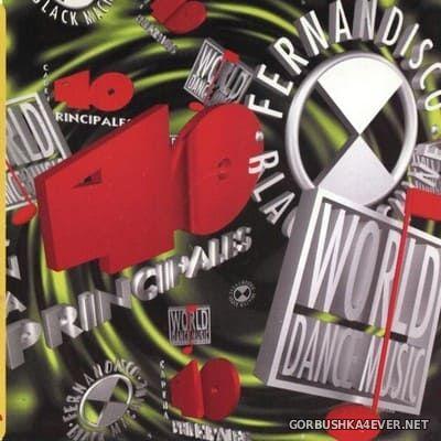 [Max Music] World Dance Music '95 By Fernandisco [1995]