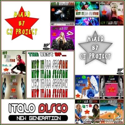 New Italo Session (The Best Of) [2020] Mixed by CJ Project
