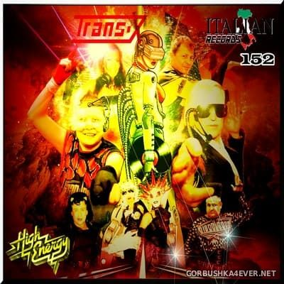 DJ Divine - Divine Italian Records 152 [2020] Trans-X Special