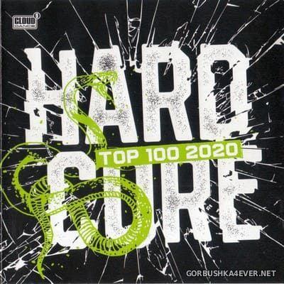 Hardcore Top 100 2020 [2020] / 2xCD / Mixed by Roy van Schie