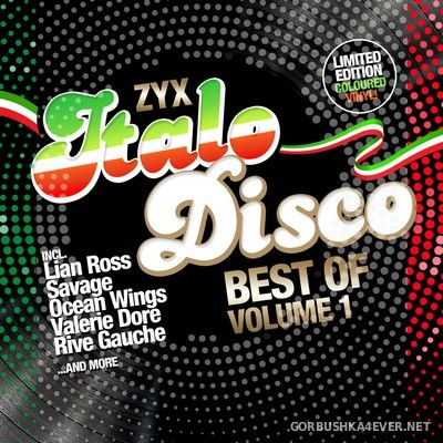 ZYX Italo Disco - Best Of vol 1 [2020] / 2xLP / Limited Edition