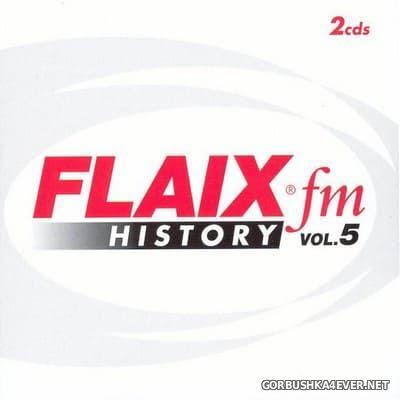 [Vale Music] Flaix FM History vol 5 [2006] / 2xCD