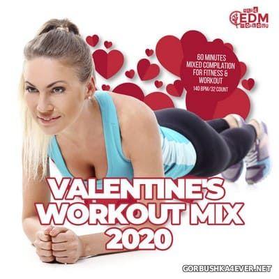 Hard EDM Workout - Valentines Workout Mix 2020 [2020]