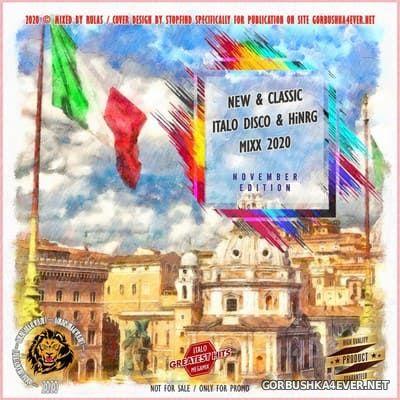 New & Classic ItaloDisco & HiNRG Mixx (November Edition) [2020]