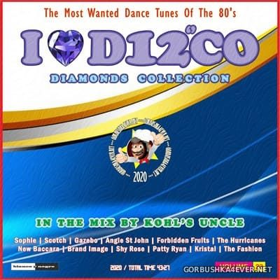 I Love Disco Diamonds Collection In The Mix vol 23 [2020] by Only Mix