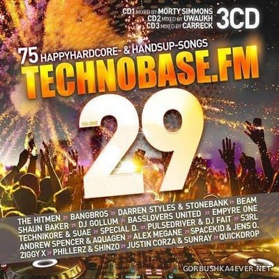 Technobase.FM vol 29 [2020] / 3xCD