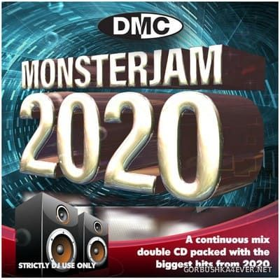 [DMC] Monsterjam 2020 (Mixed By Keith Mann) [2020] / 2xCD