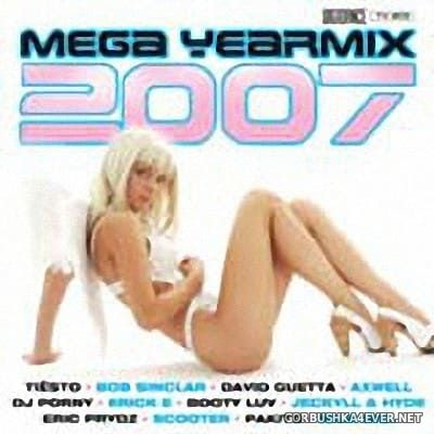 [Digidance] Mega Yearmix 2007 [2007] / 2xCD / Mixed by Bartestic