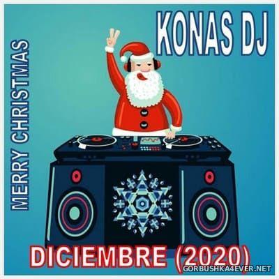Konas DJ - Diciembre Mix 2020