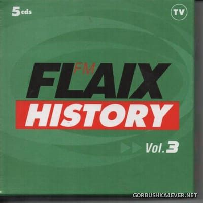 [Bit Music] Flaix FM History vol 3 [2004] / 5xCD